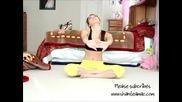 Упражнения Workout with Shantea part 2