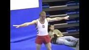 Jozef Wadecki super tumbler and Internet sensation - Fourth -