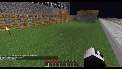 Hardcraft Minecraft - Малък Gameplay