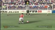 Fifa 08 Дуспи - Ман Юнайтед - Ман Сити