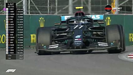 Ботас триумфира в Русия, Люис чака за рекорда на Шумахер