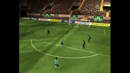 My best goals - Fifa 09