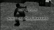 Counter Strike - Scop33 250 Lj Backwards
