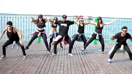 Major Lazer - Lean On || Dance by Unk + превод & текст