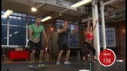 Фитнес тренировка за издръжливост, фаза 2