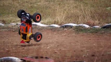 Rc офроуд състезание на писта Steldi Air
