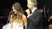 Andrea Bocelli - Nicole Scherzinger - Canto Della Terra 2016