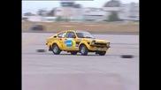 Walter Rohrl Rallye Kadett C Coupe
