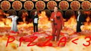 Antilopen Gang - Pizza (Оfficial video)