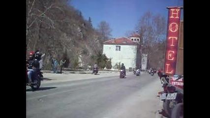 откриване на мото сезон Бачково 22.03.2012