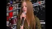 Avril Lavigne - Интервю