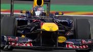 Формула 1 Белгия 2011
