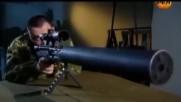 """Руска безшумна снайперова пушка """" V K S """" , без аналог в Света !"""