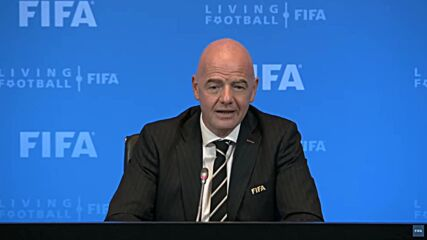 Switzerland: FIFA boss reflects on 'future of football' and possibility of biannual world cups