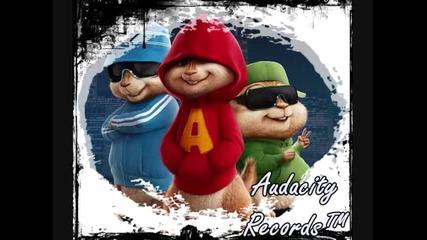 Chipmunk Boom Boom Pow - Black Eyed Peas