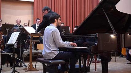 4. Mozart-concerto num 9.en Mi bemol1 mouv. Simeon Simeonov