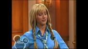 Ashley Tisdale And Hannah Montana