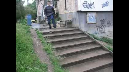 Косьо Прескача Стълби