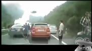 Летяща чиния атакува провинция в Китай