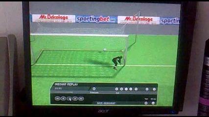 Як гол на Fifa 09