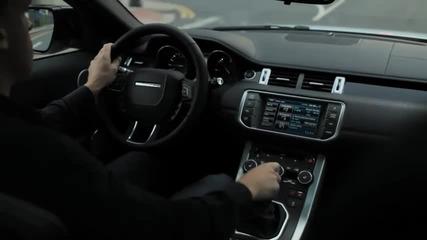 2011 Range Rover Evoque - Driving