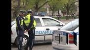 Засилено полицейско присъствие в страната заради обира на инкасо автомобила