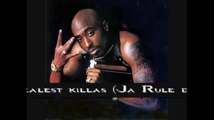 2pac ft 50 cent (the Realest Killaz - Ja Rule Diss)