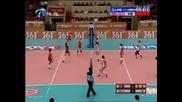 Volleyball - разиграване от класа!
