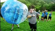 Страхотно забавление - Zorb Soccer