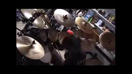 Slipknot - Surfacing On Drums