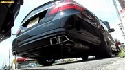 Mercedes E63 Amg W212 Supersprint Exhaust