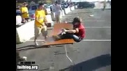 Tailgate Fail