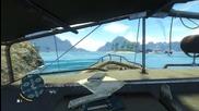 Far Cry 3 - Каране на яхтаааа