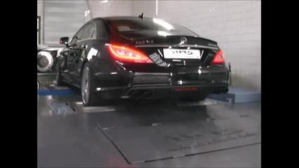 Mercedes Cls 63 Amg 5.5 Bi-turbo mit Hms Performance