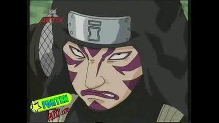 Наруто - Епизод 73 Забранена тайна техника печатът на смърта Bg Audio
