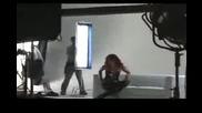 Making Off Beautiful Akon Ft Dulce Maria (правенето на ` lil4y