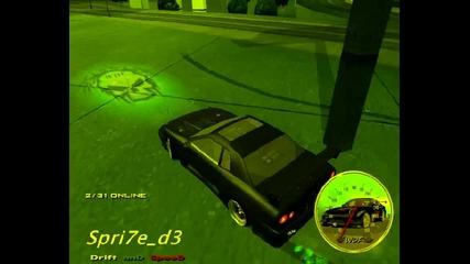 Spri7e.d3 Drifting Shoy ;]