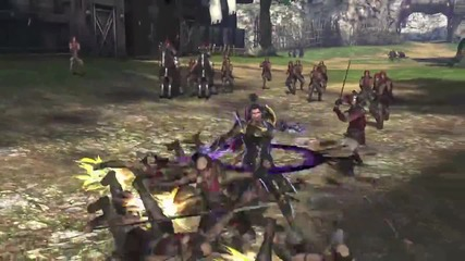 Samurai Warriors 4 Nobunaga Oda