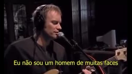 Sting - Shape Of My Heart - Formato do meu corao - Traduzido