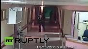 State of Palestine: CCTV shows Israeli forces raid hospital before killing Palestinian