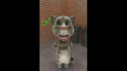 Talking Tom - Путко яж ми х*я