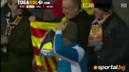 Стоук Сити - Валенсия 0:1 (uefa Europa League 1/16 final)