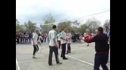 Спартакиада 2010 - с. Слащен Волейбол