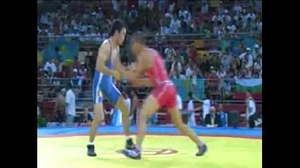 Пекин 2008 - Класическа Борба Избрано 2