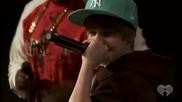 Justin Bieber feat. Sean Kingston - Eenie Meenie (live)