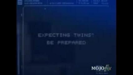 Откачени близнаци (цепат просто)