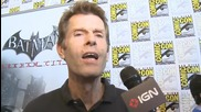 Batman Arkham City - Kevin Conroy Interview