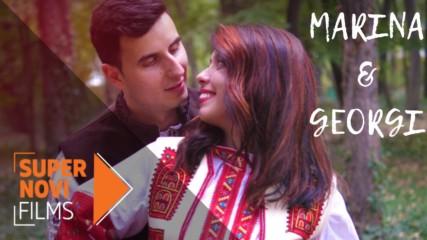 Българската сватба на Марина & Георги | Supernovi films, 2018