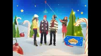 Cole and Dylan Sprouse Cristmas Promo