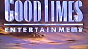 GoodTimes Entertainment (1998) logo VHS Capture